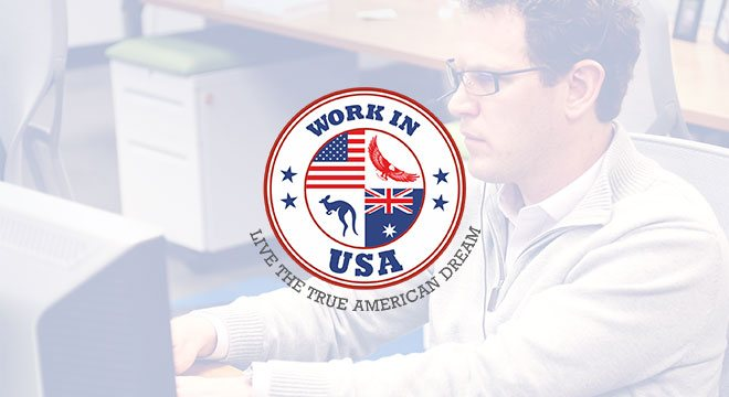 Work In Usa